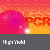 High-yield PCR products
